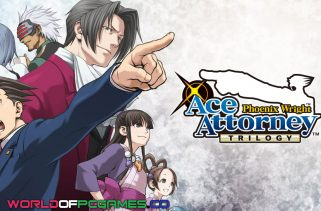 Phoenix Wright Ace Attorney Trilogy Free Download PC Game By Worldofpcgames.co