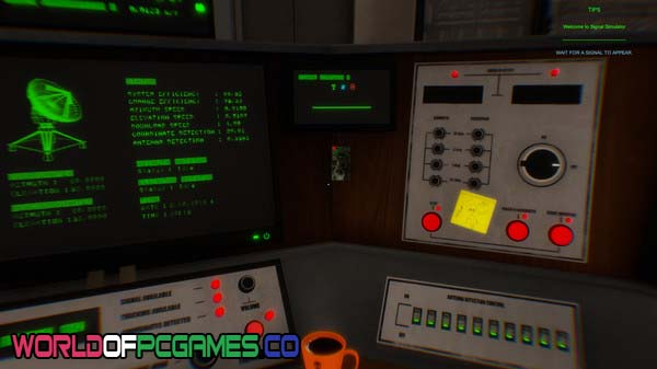 Signal Simulator Free Download PC Game By Worldofpcgames.co
