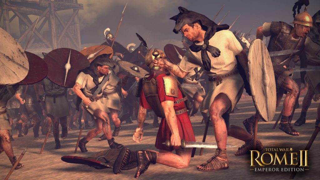 Total War Rome II Free Download PC Game By Worldofpcgames.co