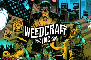 Weedcraft Inc Free Download PC Game By Worldofpcgames.co