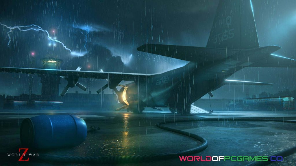 World War Z Free Download PC Game By Worldofpcgames.co