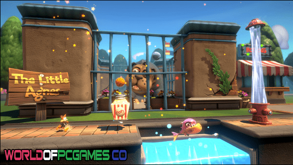 Bubsy Paws On Fire Free Download By Worldofpcgames.co