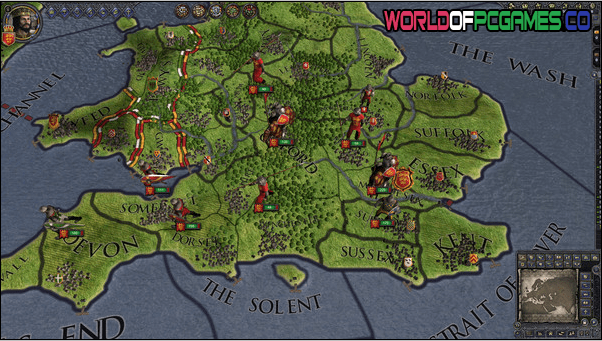 Crusader Kings II Free Download By Worldofpcgames.co
