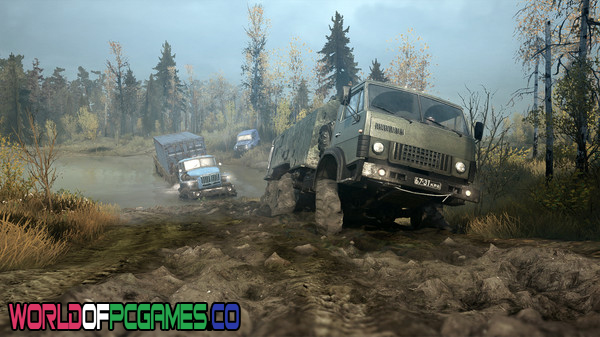 Mudrunner Free Download PC Game By Worldofpcgames.co