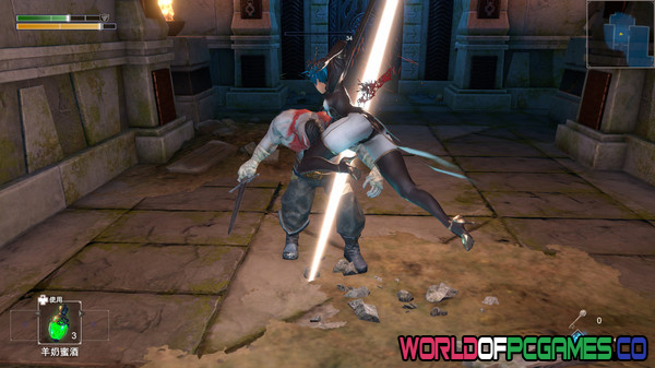 Neverinth Free Download PC Game By Worldofpcgames.co