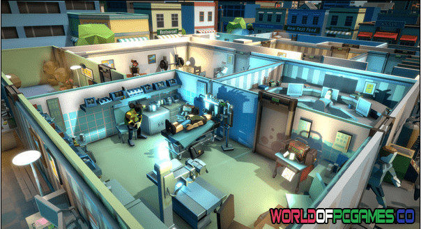 Rescue HQ The Tycoon Free Download By Worldofpcgames.co