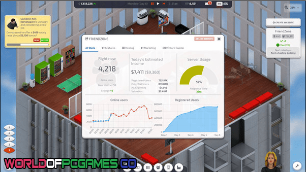 Startup Company Free Download By Worldofpcgames.co