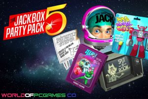 The Jackbox Party Pack Free Download By Worldofpcgames.co