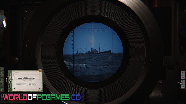UBoat Free Download PC Game By Worldofpcgames.co