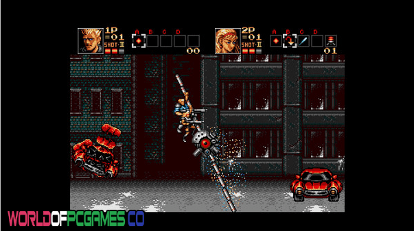 Contra Anniversary Collection Free Download By Worldofpcgames.co