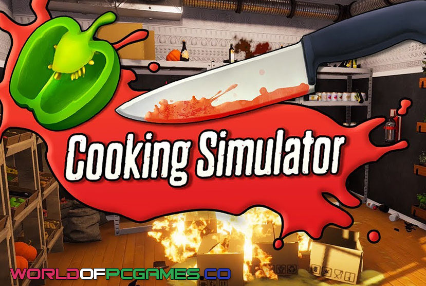Cooking Simulator Free Download By Worldofpcgames.co