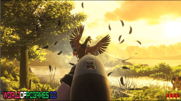 Duck Season PC Free Download By Worldofpcgames.co