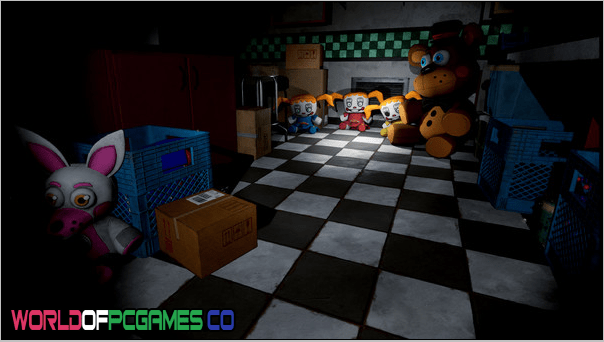 five nights at freddys world free download pc