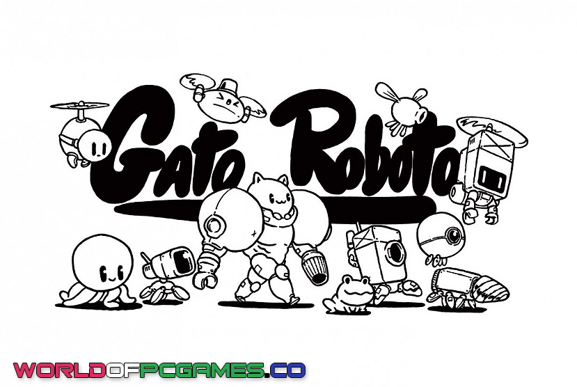 Gato Roboto Free Download By Worldofpcgames.co
