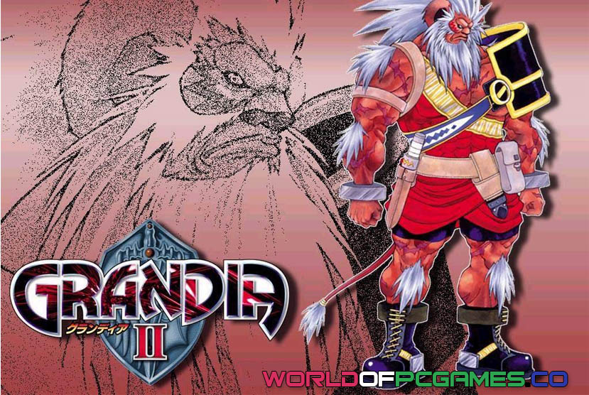 Grandia II Free Download PC Game By Worldofpcgames.co