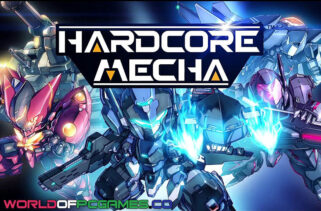 HARDCORE MECHA Free Download By Worldofpcgames