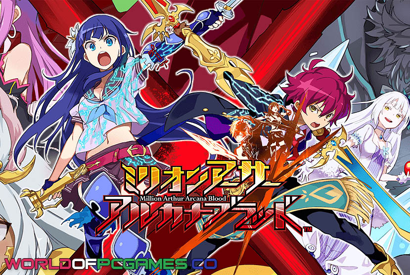 Million Arthur Arcana Blood Free Download By Worldofpcgames.co
