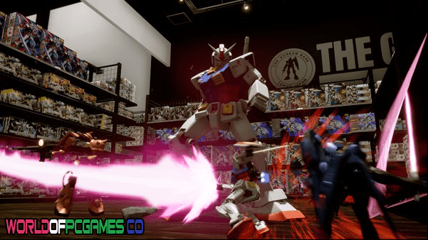 New Gundam Breaker Free Download By Worldofpcgames.co