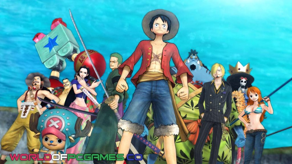 One Piece Pirate Warriors 3 Free Download By Worldofpcgames.co