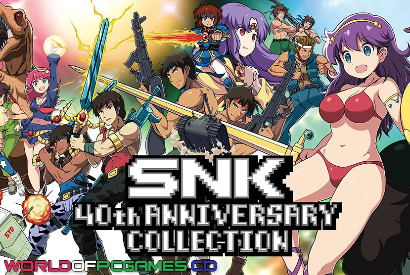 SNK 40th Anniversary Collection Free Download By Worldofpcgames.co