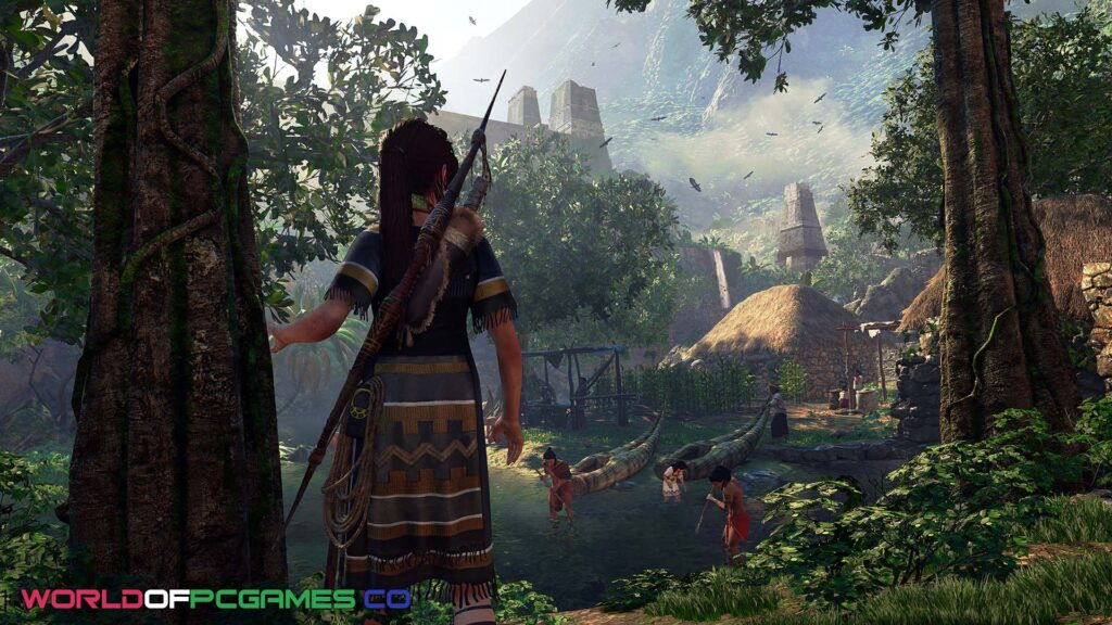 Shadow Of The Tomb Raider The Path Home Free Download By Worldofpcgames.co
