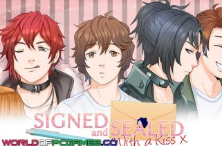 Signed And Sealed With A Kiss Free Download By Worldofpcgames.co