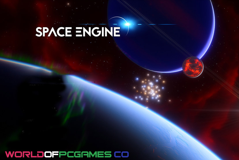 SpaceEngine Free Download By Worldofpcgames.co