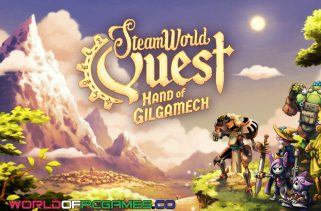 SteamWorld Quest Hand Of Gilgamech Free Download By Worldofpcgames.co