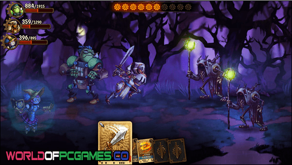 SteamWorld QuestHand of Gilgamech Free Download By Worldofpcgames.co