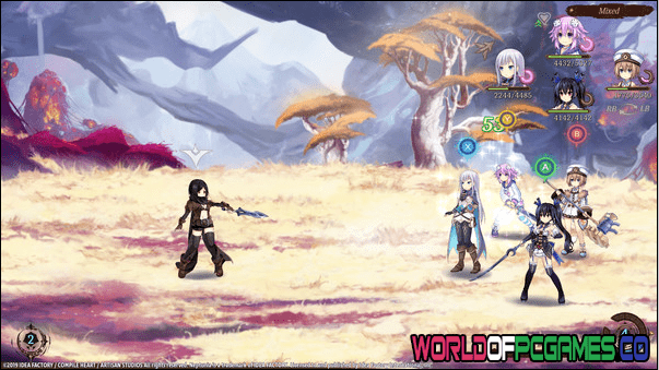 Super Neptunia RPG Free Download By Worldofpcgames.co