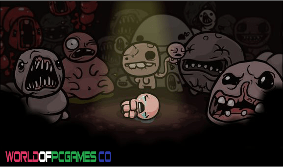 The Binding Of Isaac Afterbirth Free Download By Worldofpcgames.co