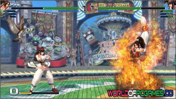 The King of Fighters XIV Free Download By Worldofpcgames.co