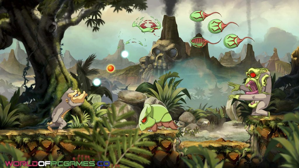 Toki Free Download PC Game By Worldofpcgames.co