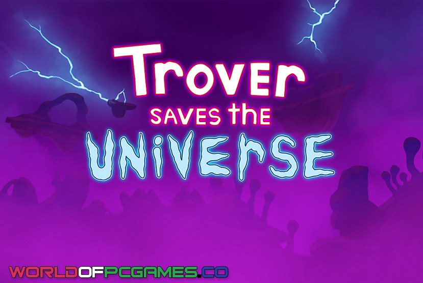 Trover Saves The Universe Free Download By Worldofpcgames.co