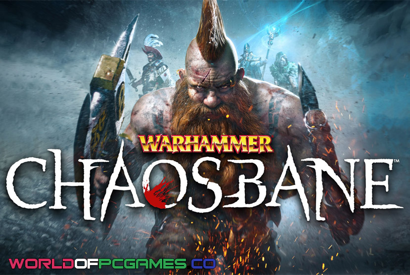 Warhammer Chaosbane Free Download By Worldofpcgames.co