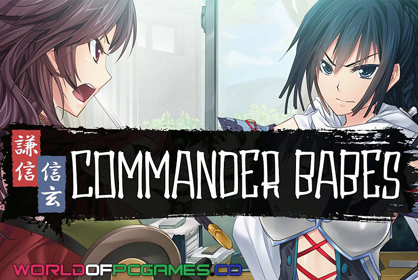 Commander Babes Free Download By Worldofpcgames.co