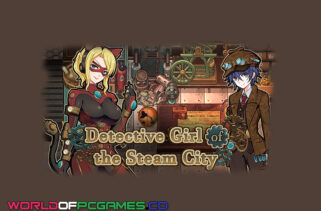 Detective Girl Of The Steam City Free Download By Worldofpcgames.co