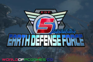 Earth Defense Force 5 Free Download By Worldofpcgames.co