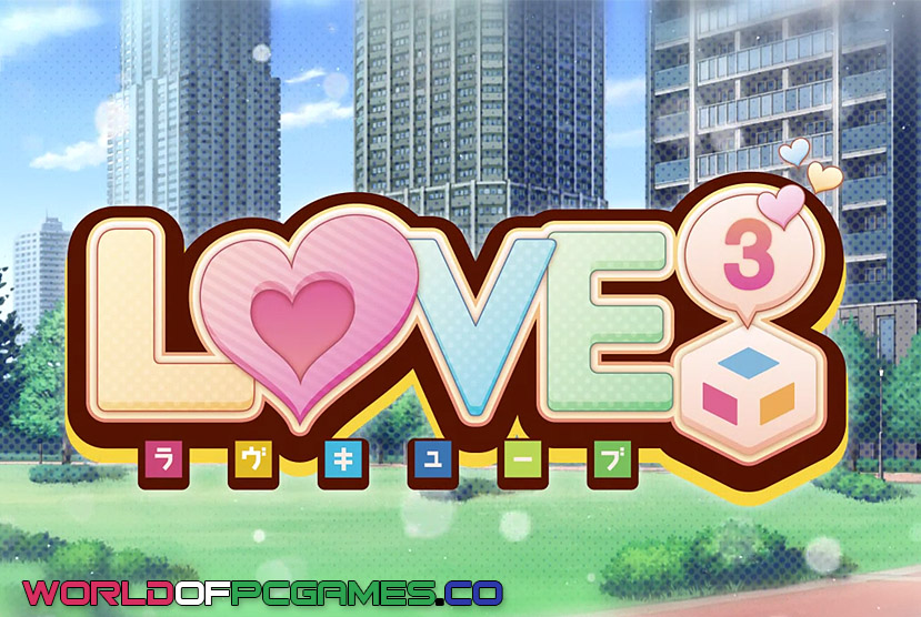 Love3 Love Cube Free Download By Worldofpcgames.co