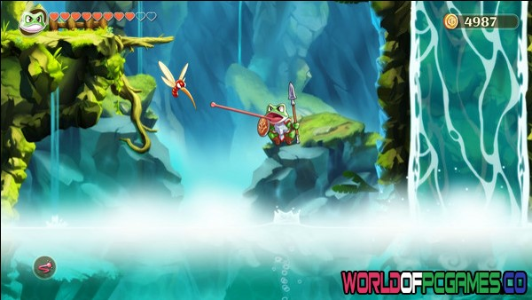 Monster Boy And The Cursed Kingdom Free Download By Worldofpcgames.co