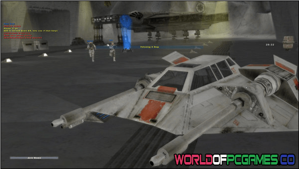 STAR WARS Battlefront II Free Download By Worldofpcgames.co