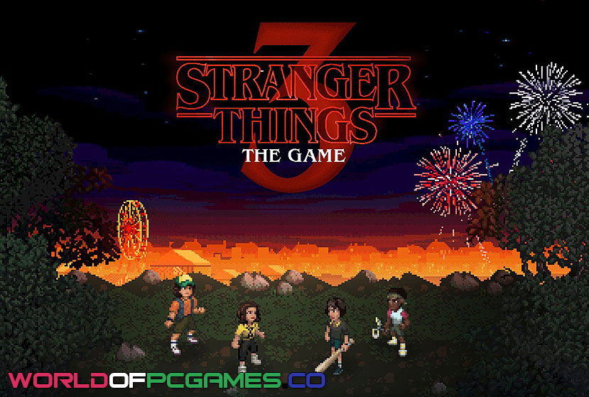 Stranger Things 3 The Game Free Download By Worldofpcgames.co