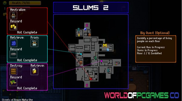 Streets Of Rogue Free Download By Worldofpcgames.co