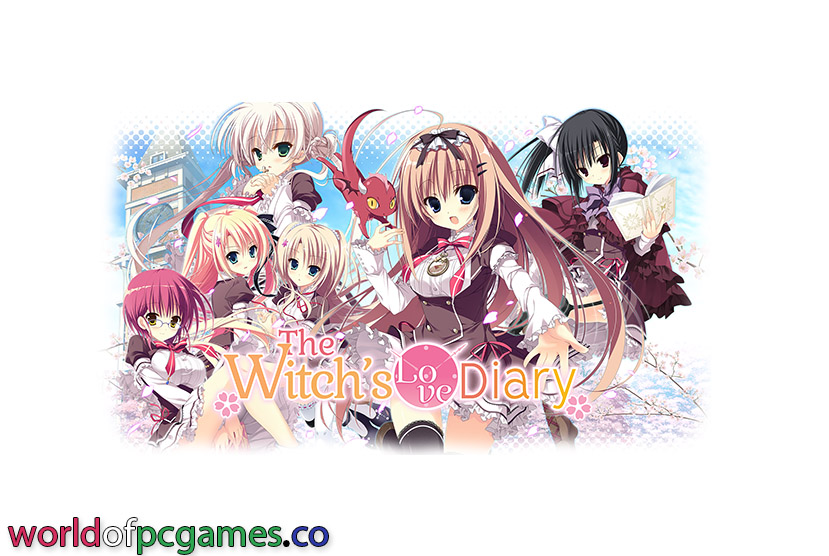 The Witch's Love Diary Free Download By Worldofpcgames
