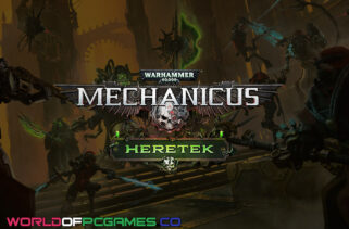 Warhammer 40000 Mechanicus Heretek Free Download By Worldofpcgames.co