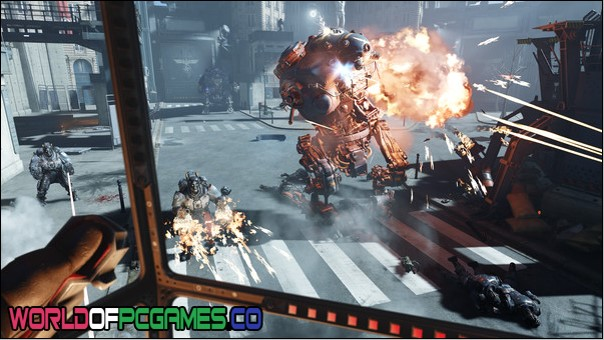 Wolfenstein Cyberpilot Free Download By Worldofpcgames.co