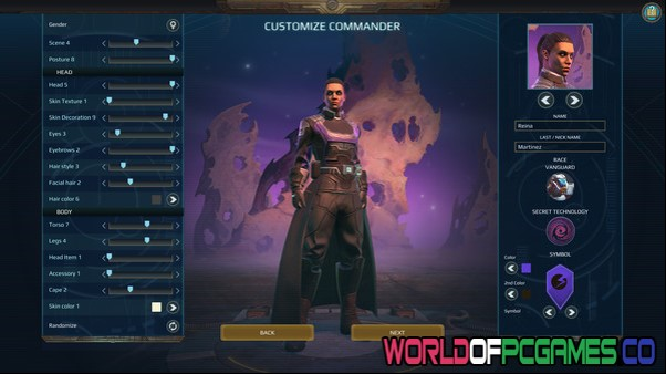 Age of Wonders Planetfall Free Download By Worldofpcgames.co