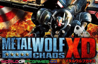 Metal Wolf Chaos XD Free Download By Worldofpcgames