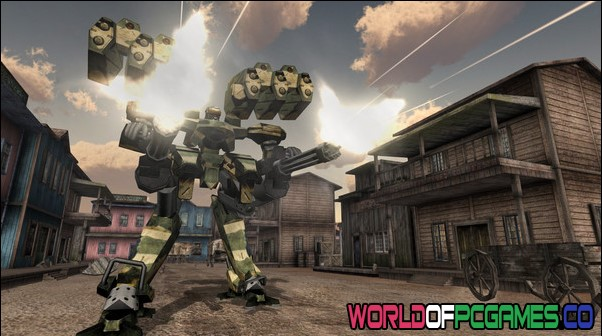 Metal Wolf Chaos XD Free Download By Worldofpcgames.co