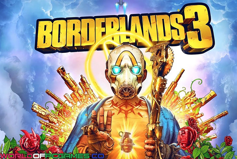 Borderlands 3 Free Download By Worldofpcgames